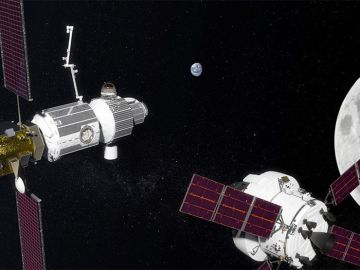 NASA all set to start construction of Space Station on Moon in 2019, VidLyf.com