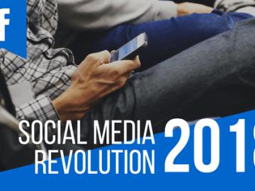 Social Media Revolution 2018, VidLyf.com