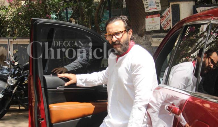 After Blackbuck poaching case, Saif gets notice on Bulgarian Wild Boar Hunting case