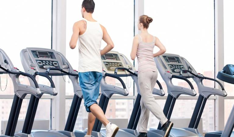 How much time do you have to spend on the treadmill?