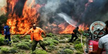 Greece wildfire: At least 74 dead, 300 cars charred as rescue ops continue, VidLyf.com