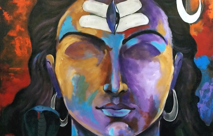Decipher the crux of Lord Shiva Paintings