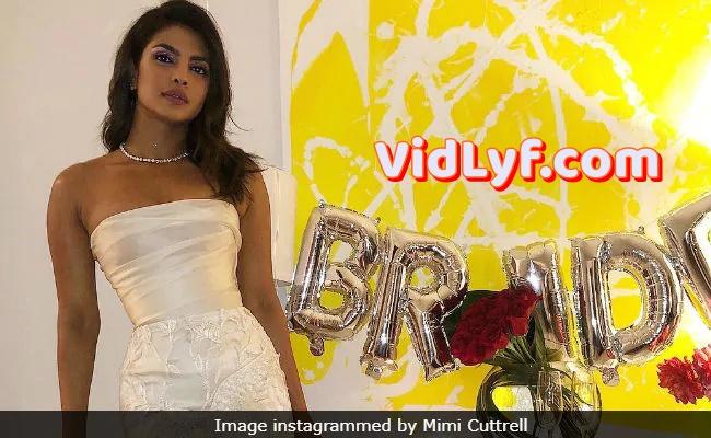 Inside Priyanka Chopra's Bridal Shower In New York, VidLyf.com
