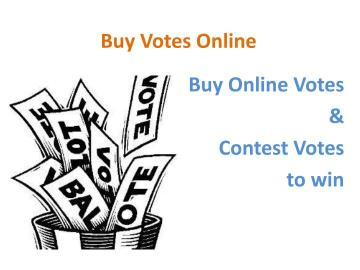 Be the Best – Buy Votes online , VidLyf.com