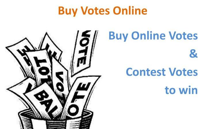 Be the Best – Buy Votes online