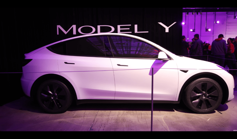 Tesla launches the new Model Y, an electric SUV for the masses