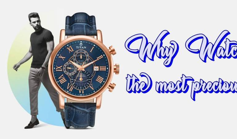 Why watch is the most precious gift to give to loved and dear one's? Check Latest Titan Watches to find out