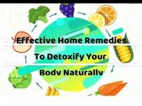 Home remedies to detoxify your body, VidLyf.com