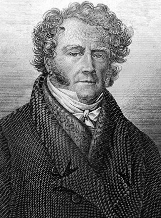 Portrait of Monsieur Vidocq
