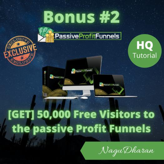 Passive Profit Funnels
