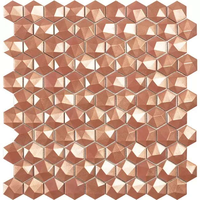 48 D Magic Copper Hex