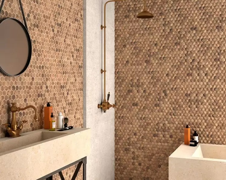 Mosaico Interior Tendencia En Decoraci N