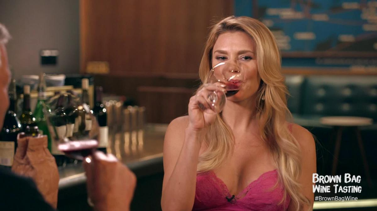 Real Housewives Brandi Glanville Describes Wine In Sex Terms