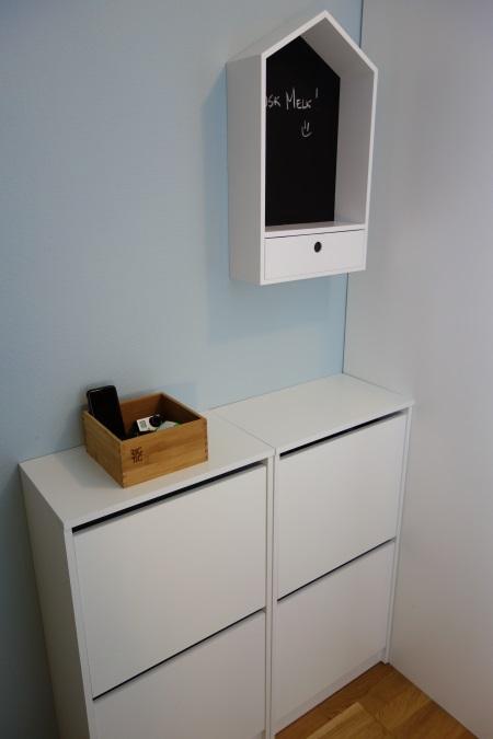 Gode løsninger skaper rene flater som gjør at det ser ryddig og enkelt ut!