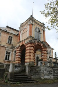 Дворец Жевуских-Лянцкоронских