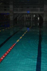 Бассейн в СПА-центре
