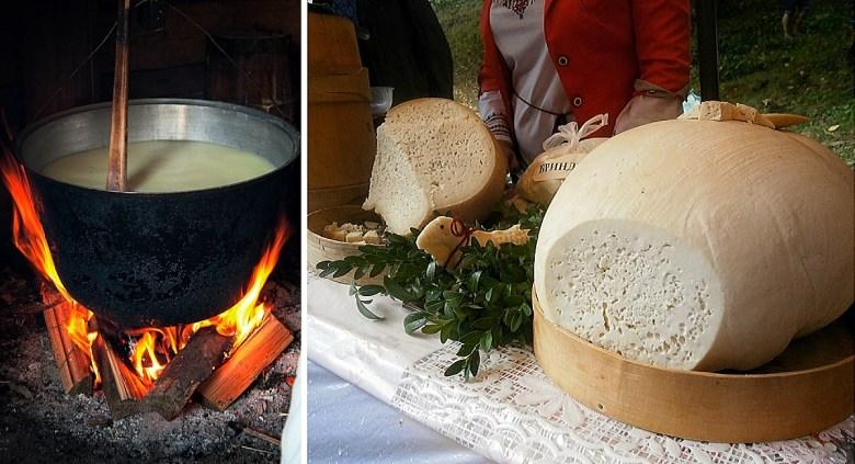 Гуцульская брынза – «белое золото» Карпат — Блог о турах по Украине