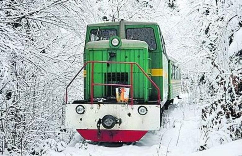 Вигода. Карпатський трамвай