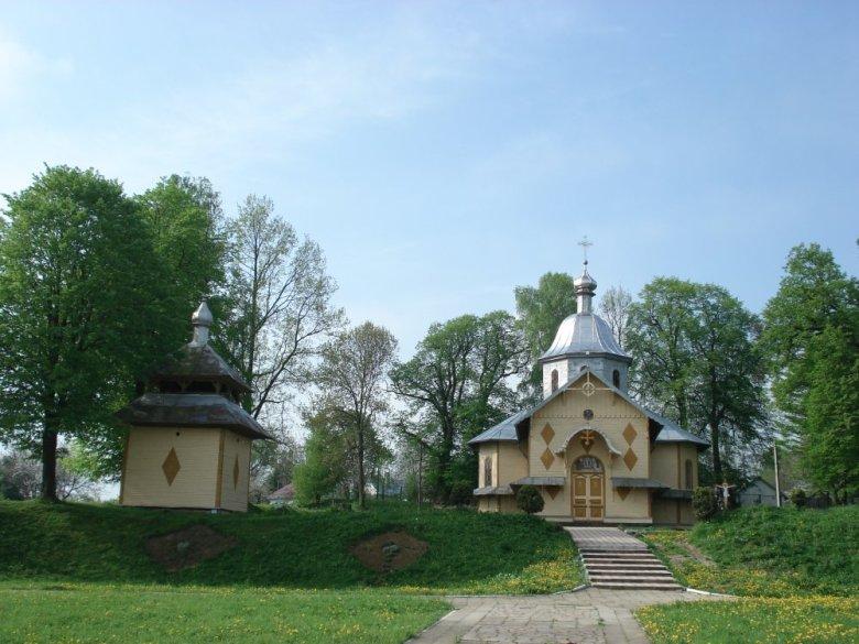 Kulchyci-tserkva