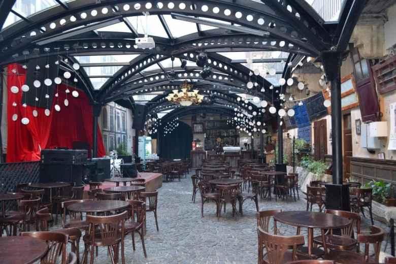 Львовская кофейная шахта в городе Львов