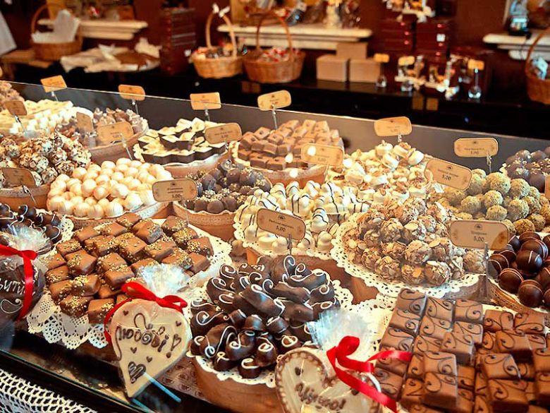 Шоколад від Львівської майстерні шоколаду