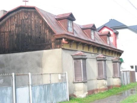 Дом работника солевого рудника