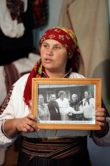 "Museum «Shadows of Forgotten Ancestors"" in Verkhovyna town"
