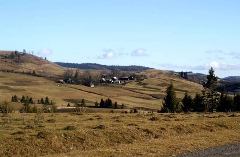 Ландшафтний парк «Надсянський» біля с. Вовче