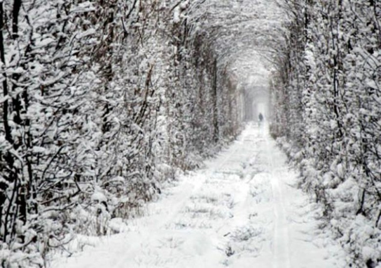 Klevan. Tunnel of Love.