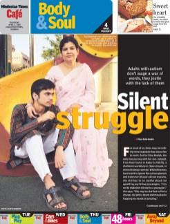 Silent Struggle Page 01