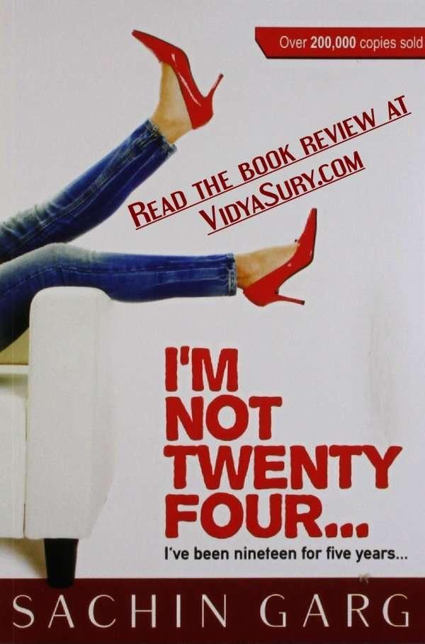 im not twenty four Book Review