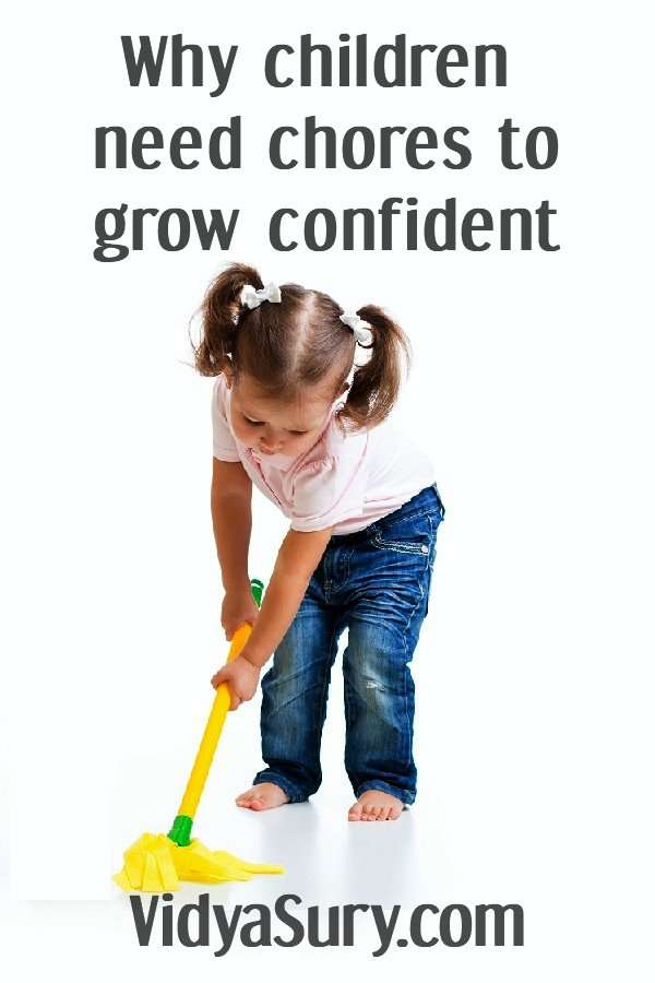 Why children need chores to grow confident (2)