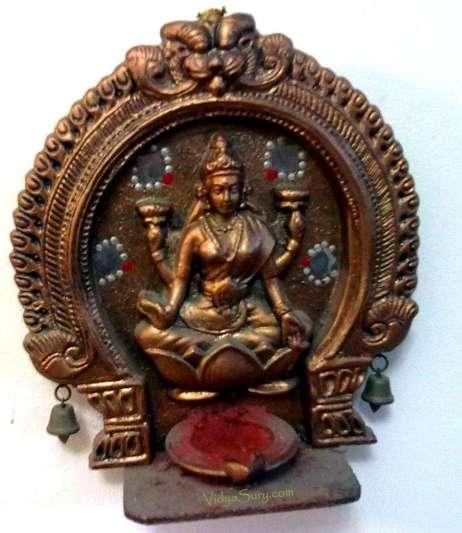Inspiration Goddess Lakshmi