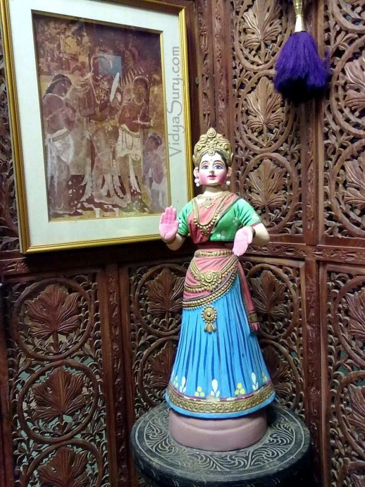 Inspiration Tanjore Doll