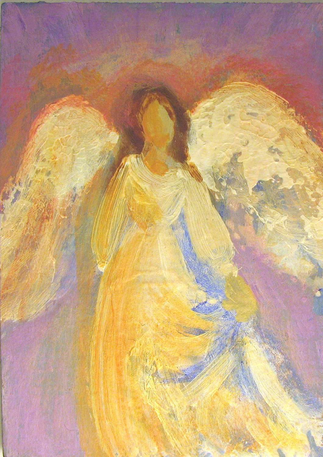 Angels watching over me
