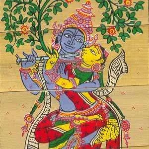 Colors of Life Pattachitra
