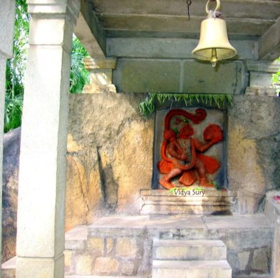 Recipe for Happiness Hanuman Temple