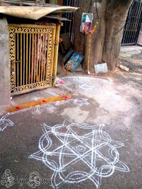 Vidya Sury Not exactly as planned temple