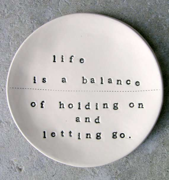 Letting Go Vidya Sury Holding On