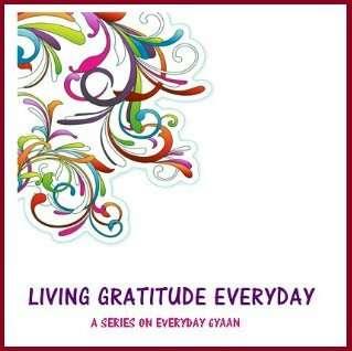 living gratitude vidya sury