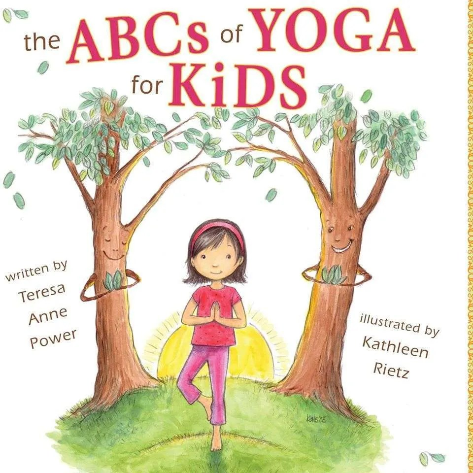 The ABCs of Yoga for kids my book review