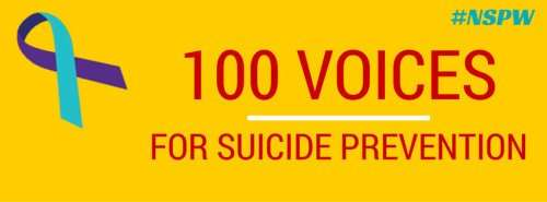 World Suicide Prevention Day Vidya Sury