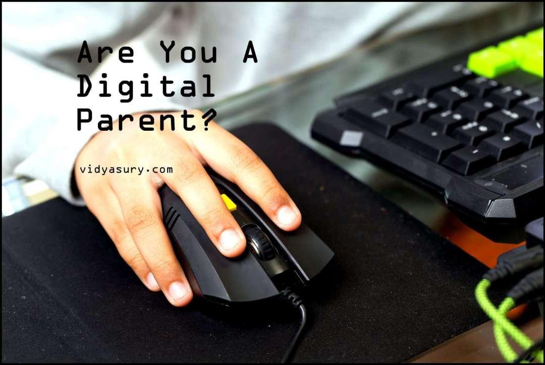 digital parenting vidya sury