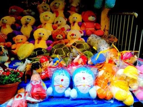 Malleswaram Market vidya sury