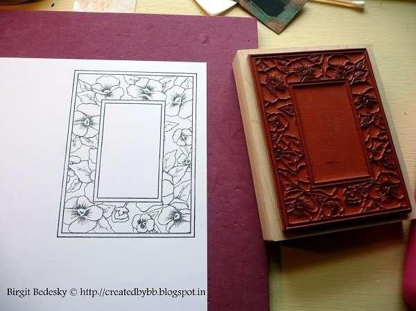 greeting card DIY