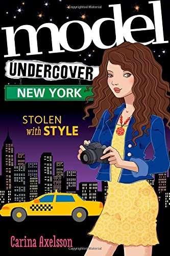 Model undercover new york