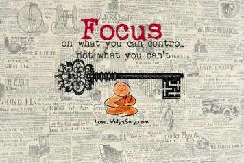 Focus vidya sury