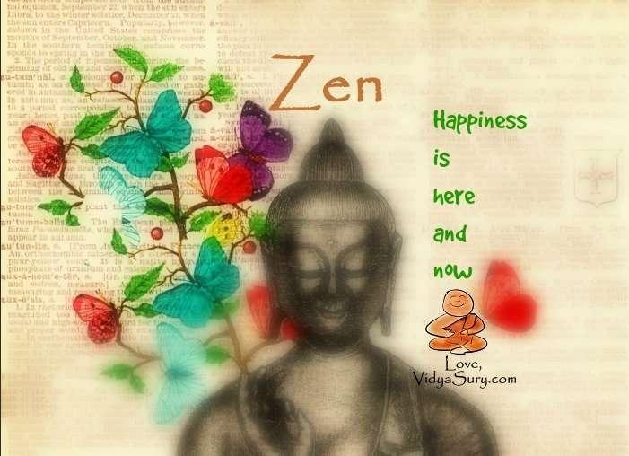 zen vidya sury