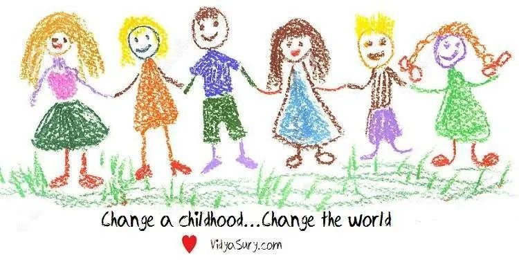 change a life childfund