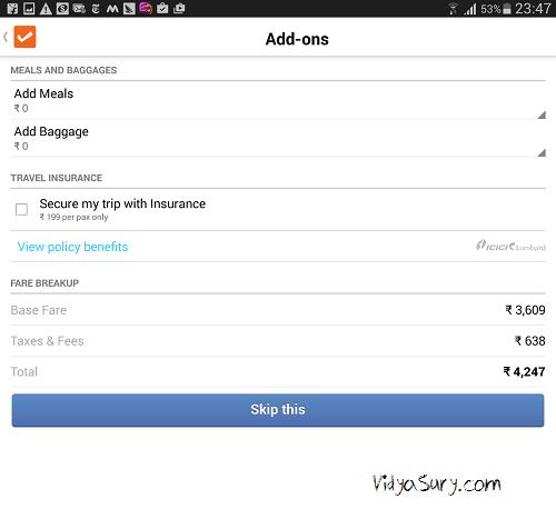 cleartrip app 1 vidya sury (5)